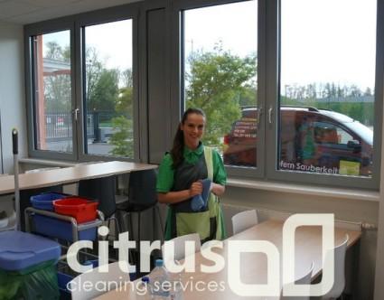 Unterhaltsreinigung von citrus cleaning services Region Ludwigsburg